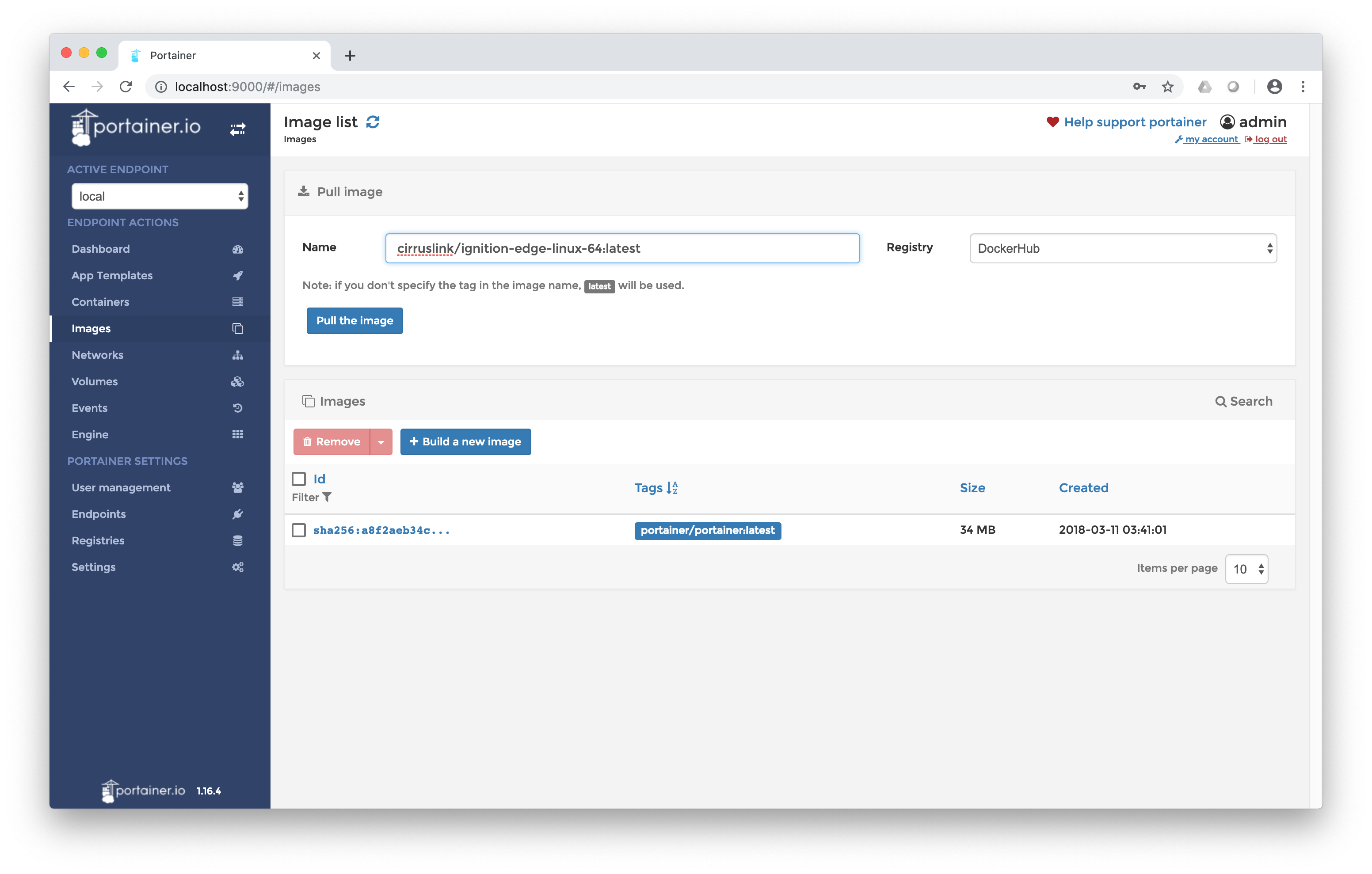 Installing Ignition Edge MQTT as a Docker Container - Cirrus Link