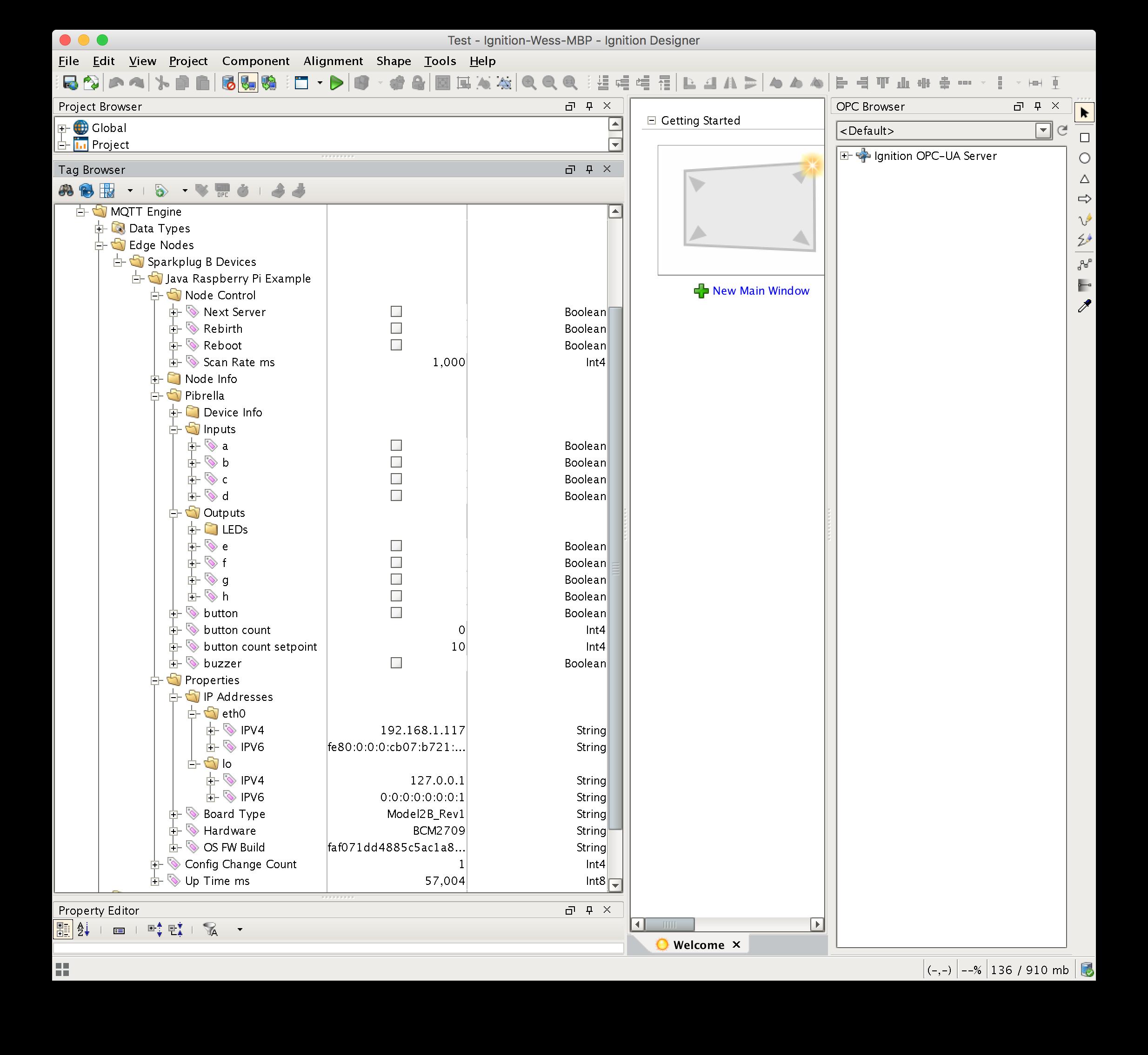 B: Raspberry Pi Java Client - Cirrus Link Documentation - Confluence