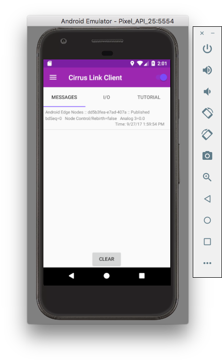B: Example Android Client - Cirrus Link Documentation